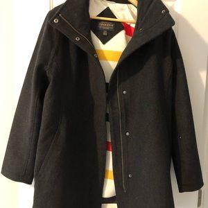 Pendleton pea coat